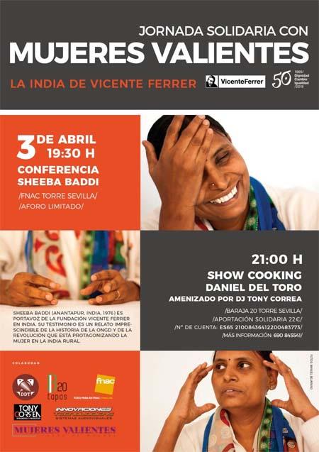 Conferencia de Sheeba Baddi