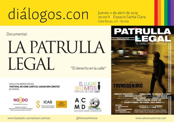 Documental Patrulla legal