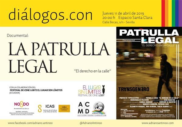 Documental Patrulla legal