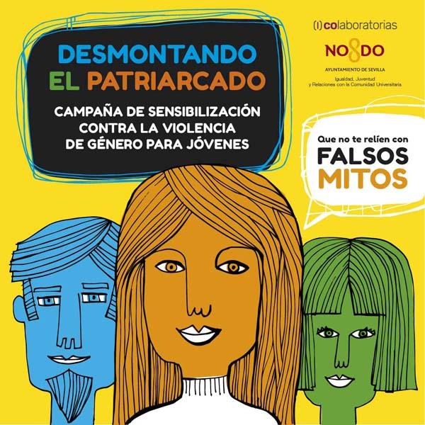 Campaña Desmontando el patriarcado