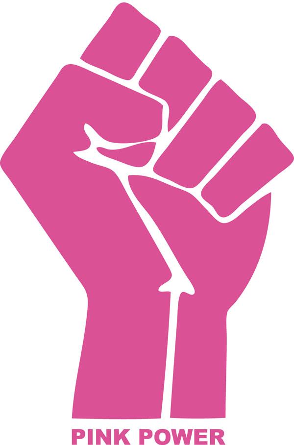 Verónica Ruth Frías Pink Power