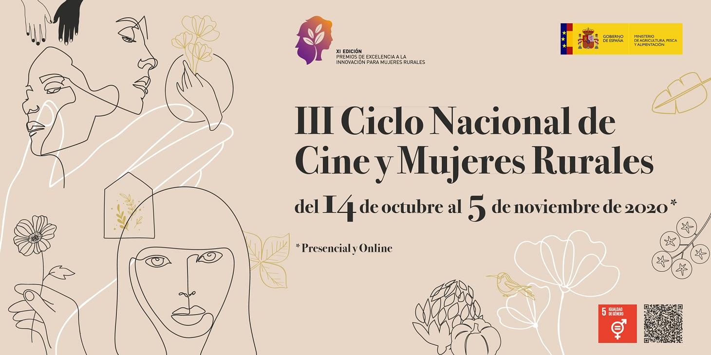 Ciclo Cine y mujeres rurales