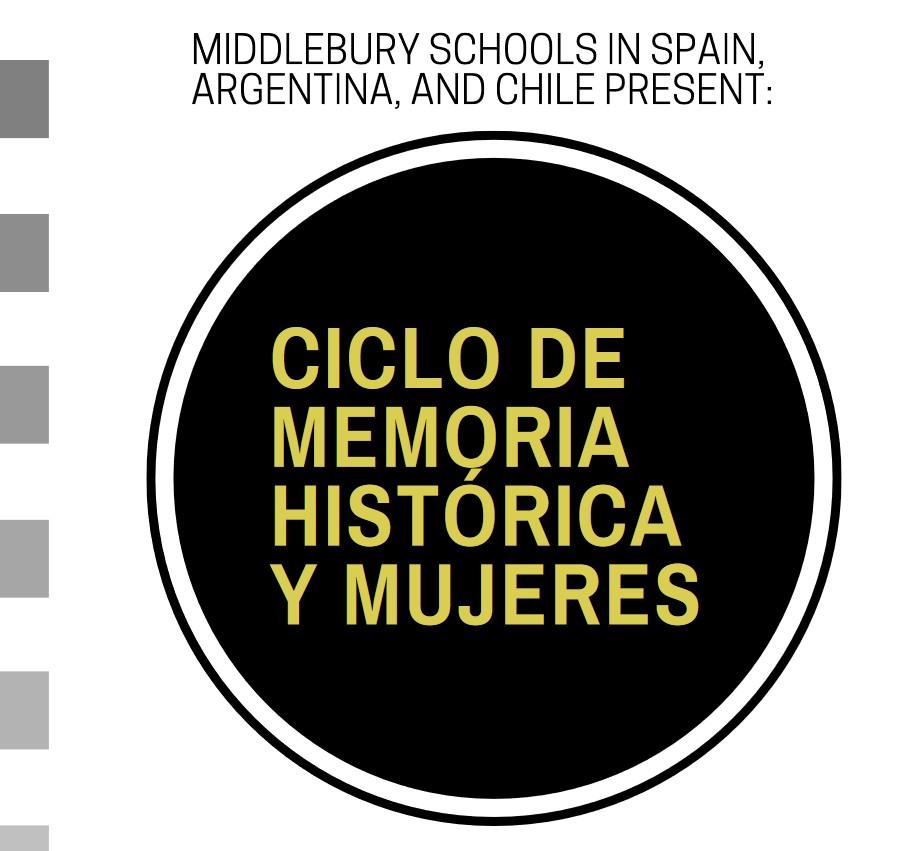 ciclo memoria histórica y mujeres