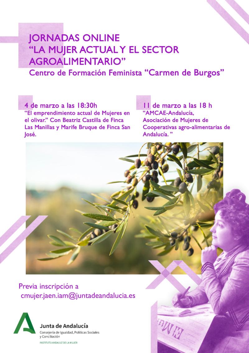 La mujer actual y el sector agroalimentario