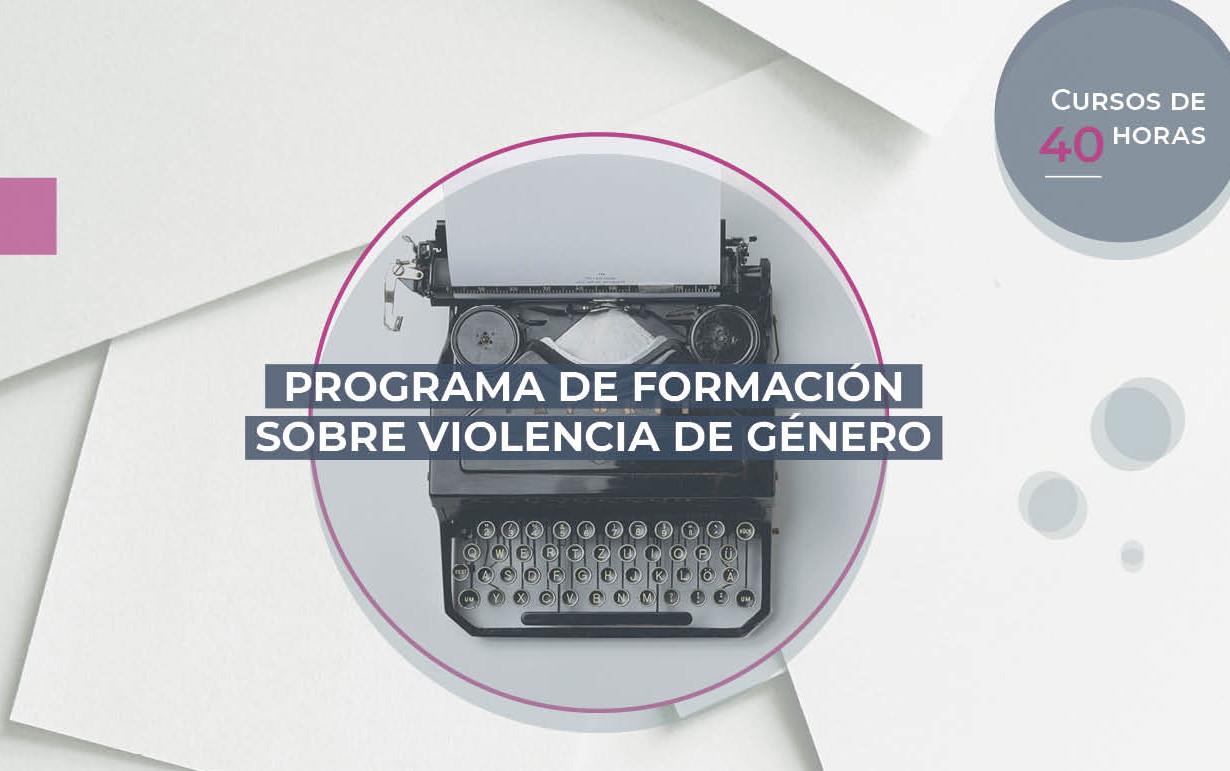 Formación sobre violencia de género