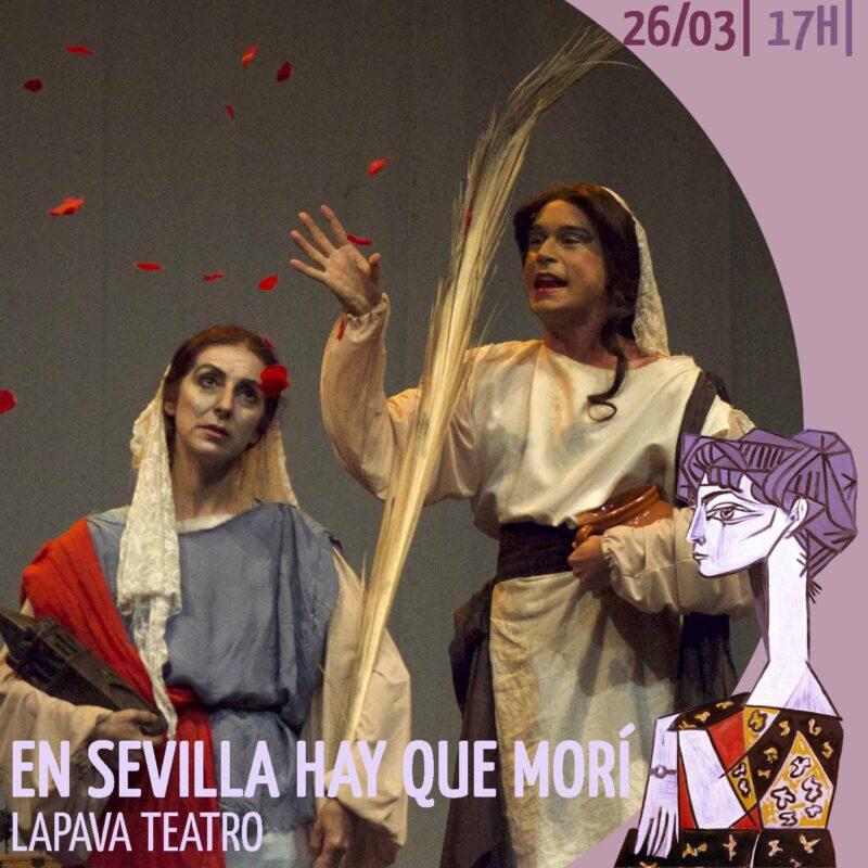 En Sevilla hay que morí