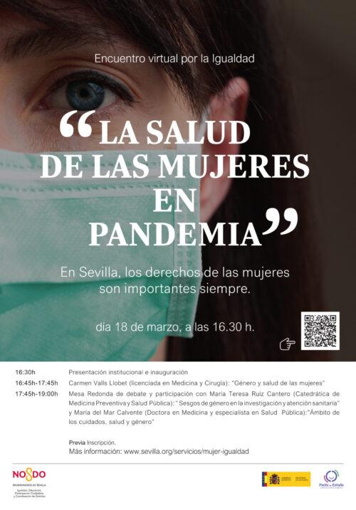 La salud de las mujeres en pandemia