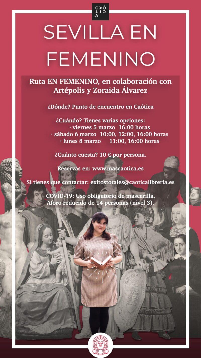 Sevilla en femenino